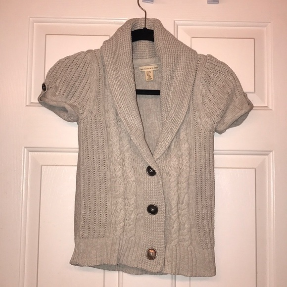 Other - Girls button down cardigan sweater